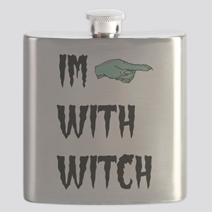 Im with witch Flask