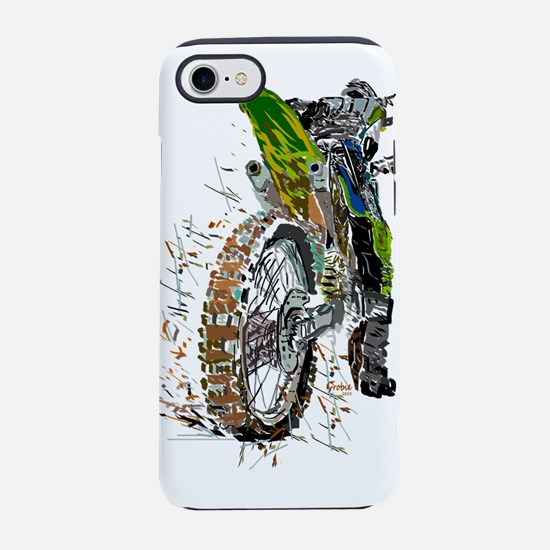 Motorcross iPhone 8/7 Tough Case