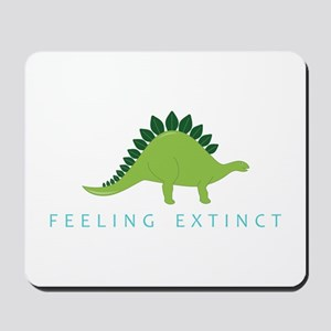 Feeling Extinct Mousepad