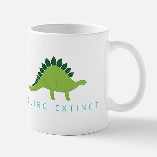 Feeling Extinct Mugs