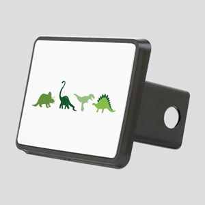 Dino Border Hitch Cover