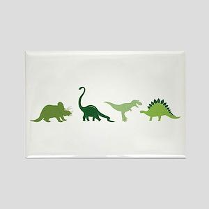 Dino Border Magnets