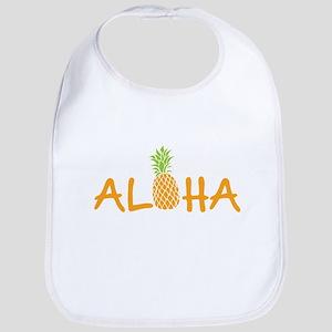 Aloha Pineapple Bib
