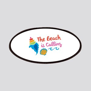 Beach Is Calling Patch