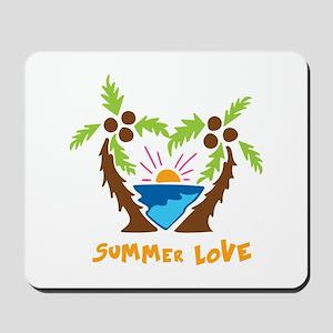 Summer Love Mousepad