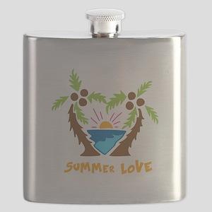 Summer Love Flask