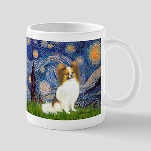 Starry Night Papillon (f) Mug