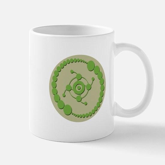 Crop Circle Mugs