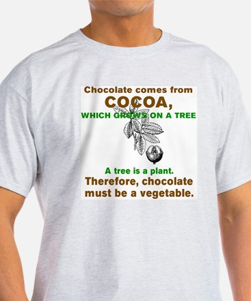 Funny Chocolate T-Shirt