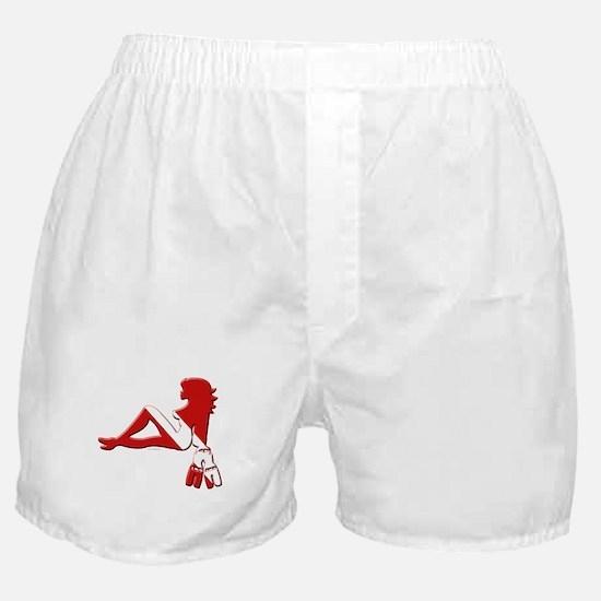 Got Water Girl Boxer Shorts