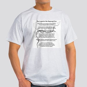 """Dogwood Tree Legend"" Light T-Shirt"
