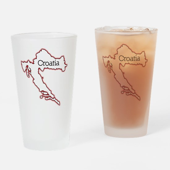 Funny Copy space Drinking Glass