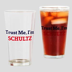 Trust Me, I'm Schultz Drinking Glass