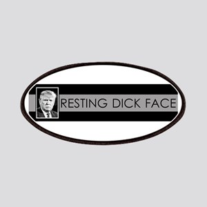 Trump: Resting Dick Face Patch