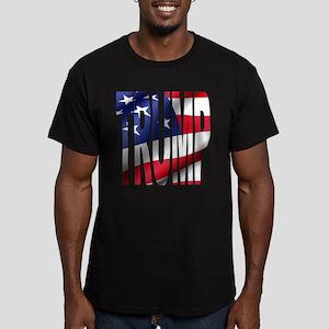 Trump 2016 USA Flag T-Shirt