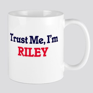 Trust Me, I'm Riley Mugs