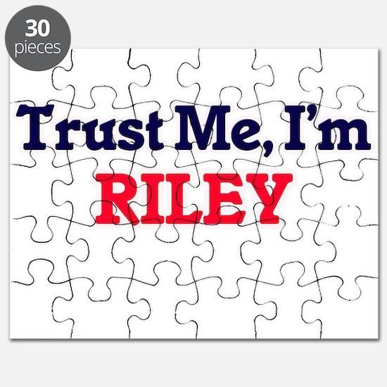 Trust Me, I'm Riley Puzzle