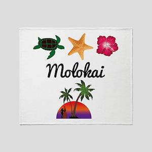 Molkai Throw Blanket