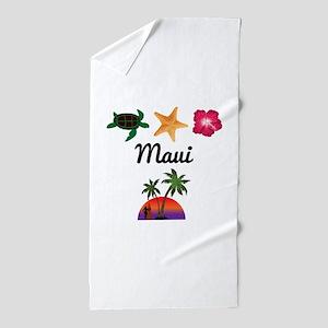 Maui Beach Towel