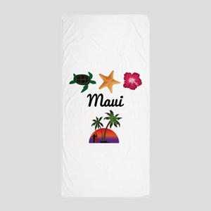 Maui Beach Towel