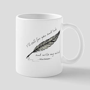 Write My Mind Mug