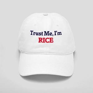 Trust Me, I'm Rice Cap