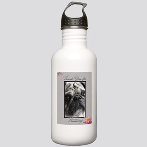 Thank You Petsitter Pu Stainless Water Bottle 1.0L