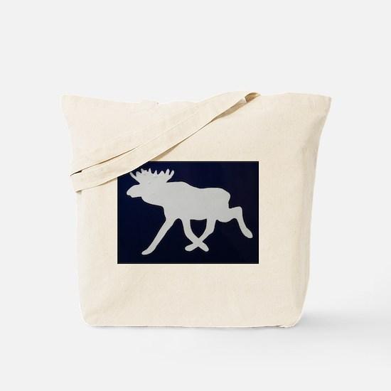 Cool Moose camping Tote Bag