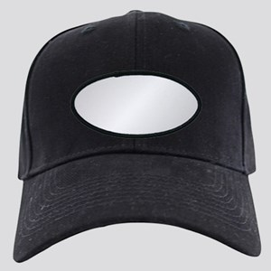 Silver Shine Black Cap