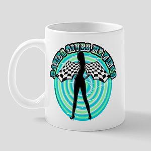 Checkered Wings Mug