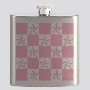 Bubblegum Tattoo Stars Flask