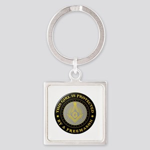 Protected by Freemason Keychains