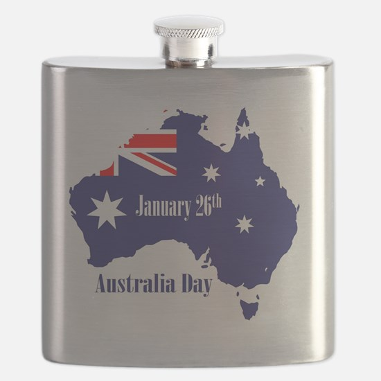 Cute Aussie Flask