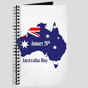 Happy Australia Day Journal