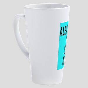 alex 17 oz Latte Mug