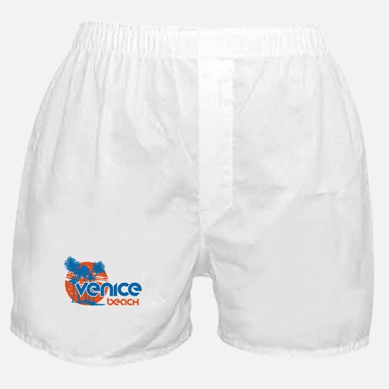 Venice Beach, California Boxer Shorts
