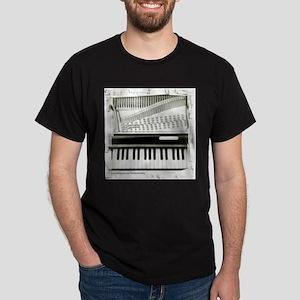Piano Sq Dark T-Shirt