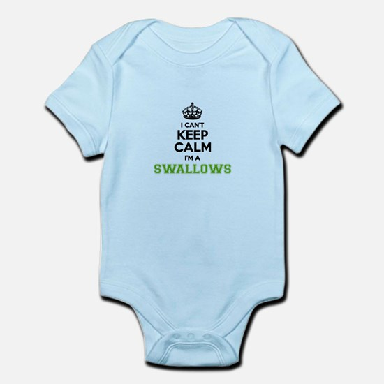 SWALLOWS I cant keeep calm Body Suit