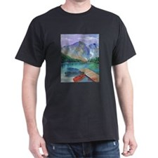 Lake Boat T-Shirt