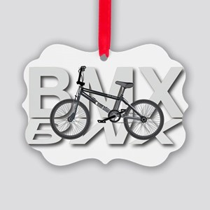BMX BIKES DESIGN Ornament