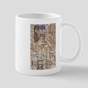 writing brown Mugs
