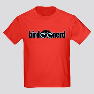 Bird Nerd Kids Dark T-Shirt