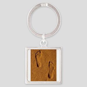sand footprints, Keychains