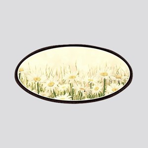 Rustic Daisies Patch