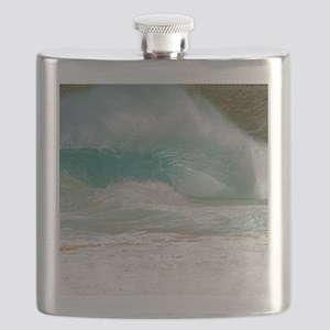 Sandy Beach Shorebreak Flask