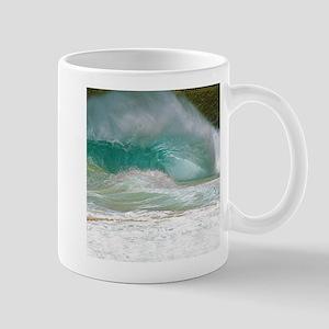 Sandy Beach Shorebreak Mugs