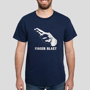 Finger Blast Dark T-Shirt
