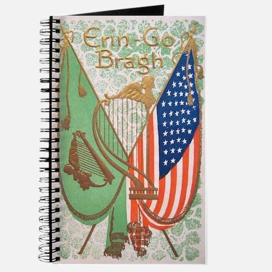Cute Irish american Journal