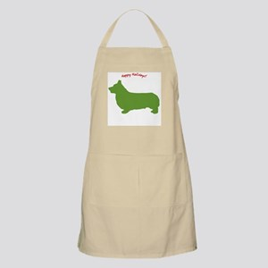 Happy Holidays! BBQ Apron