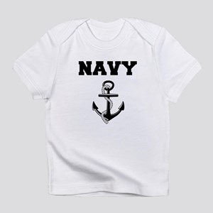 Navy Infant T-Shirt